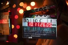 ONE HOUR until a new #TVD directed by iansomerhalder! https://twitter.com/cwtvd/status/716037525664456704