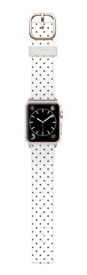 Casetify Apple Watch Band (38mm) Casetify Band - Dots - Graphic by D by GRAPHIC BY D #Casetify