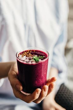 Hair-Health Smoothie