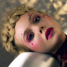 What Influenced The Stunning Beauty Looks In The Neon Demon
