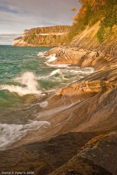 Pictured Rocks National Lakeshore, Michigan | Flickr - Photo Sharing!