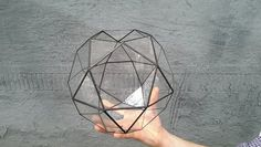 Large terrarium icosidodecahedron, Stained glass terrarium, Glass decoration, Planter for indoor gardening, Home decor https://www.etsy.com/ru/treasury/NDA4MDI2MjV8MjcyNzc2NjUxMg/tracery-and-elements?index=1&atr_uid=