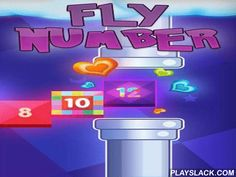 Fly Number  Android Game - playslack.com , Control a flying rectangle with a number on it. capture rectangles that will integrate with your rectangle and make the number large. upgrade your reaction speed and cognition in this Android game. Initially you control the rectangle with number 2. Pre-Raphaelite other rectangles with figures, joining each will increase your quantitative value. The aim of the game is to gather an adequate number of rectangles and get 2048. Be mindful and becautious…