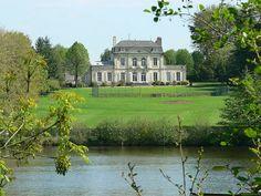 château de la Tullaye . Nantes.. Pays-de-la-Loire