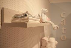 Kinderkamer Studio Ditte behang roze sterren / Children's room wallpaper pink stars - BN Wallcoverings