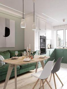 30 Cozy Scandinavian Style Home With Green Decor Ideas Homedecorideas Homedecor