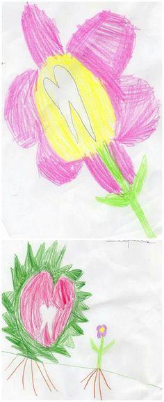 Αυτή τη φορά η μικρή Σάρα έκανε δύο ζωγραφιές! Ευχαριστούμε τη μαμά της που μας τις έστειλε. Napkins, Tableware, Dinnerware, Dishes, Napkin
