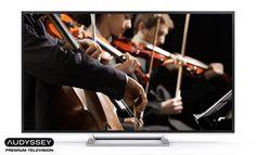 Toshiba's L9 SERIES 4K 3D LED TV