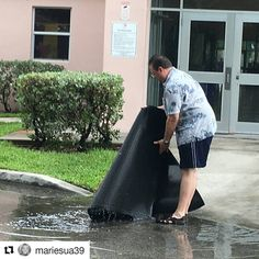 Credit to #mariesua39  ・・・ Another great Leadership Hollywood class XLI community service project! The MLK Community Center in #HollywoodFL This project will enable to further expend the capacity of the center to include 50 additional students in their summer program! Thank you for all the  sponsors,  Koffee Kult, Corp, Benchmark Contracting, The Home Depot , Gino's Italian American Meat Market, #hollywoodflorida (at Hollywood, Florida)