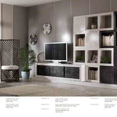 9 Awesome TV Stands by Tonin Casa, Italy images | Contemporary tv ...