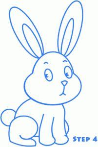Bunny Drawings
