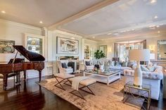 J.Lo's Los Angeles Mansion Is What Celebrity Real Estate Dreams Are Made Of  - HouseBeautiful.com