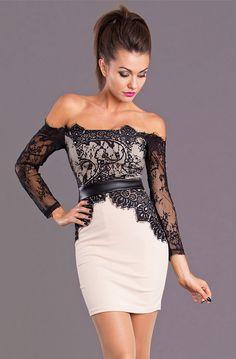 4b0e63ac2c Elegancka sukienka koktajlowa.  modadamska  moda  sukienkikoktajlowe   sukienkiletnie  sukienka  suknia  sukienkiwieczorowe  sukienkinawesele   allettante.pl