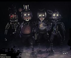 The Joy of Creation: Reborn yes, not Scott but the first was awesome for seeing movement of Freddy actually walking