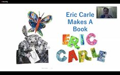 Our crazy life with a side of homeschooling! Eric Carle, Very Hungry Caterpillar, Crazy Life, Book Making, Happenings, Homeschooling, Book Art, To My Daughter, Essentials