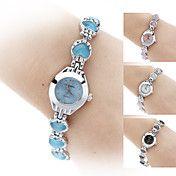 inima de cristal stil aliaj de cuarț ceas bră... – GBP £ 4.38