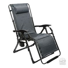 I love my lounge chair | Camping Must Have's | ParticularGirl.com