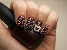 coffee nails | Coffee lovers nail art -Holy Manicures | Nails