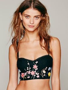 Free People FP X Justine Bra at Free People Clothing Boutique