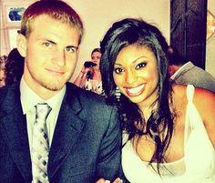 www.blackwhitecupid.com - Cute Couple. I love interracial couples :)