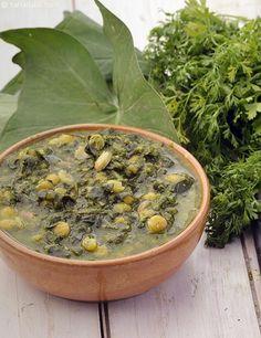 Maharashtrian Patal Bhaji, Paatal Bhaji recipe   Healthy Recipes   by Tarla Dalal   Tarladalal.com   #770