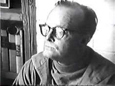 A visit with Truman Capote part 1 Authors, Writers, In Cold Blood, Harper Lee, Fiction Writing, Screenwriting, Teaching English, Helping Others, Short Stories