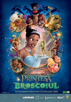 The Princess and the Frog (2009) Full Movie Streaming HD