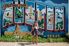 Laying liberal deep in the heart of Texas is the quirky Austin. On doughnuts, BBQ, Castle Sfanthor, and plenty of other weird things to do in Austin!