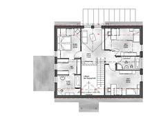 Fertighaus grundrisse einfamilienhaus  Sonnholm | Häuser und Grundrisse | Fertighaus und Energiesparhaus ...