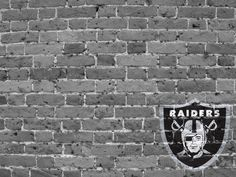 raiders photos Raiders Background Theme Desktop Wallpaper with Oakland Raiders Logo, Nfl Oakland Raiders, High Resolution Wallpapers, High Quality Wallpapers, Wallpaper Pictures, Wallpaper Backgrounds, Graffiti Alphabet Styles, Brick Wall Wallpaper, Raiders Wallpaper