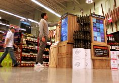 Interactive Digital Signage Enhances Consumer Experience at Whole Foods Markets Helping Shoppers Discover Products and Make Better Purchase Decisions - Read more on ScreenMedia Daily #retail #digitalsignage