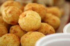 Use up your leftover risotto with these delicious oven-baked Thermomix Arancini Balls! The yummiest party food going around! Baby Food Recipes, Snack Recipes, Cooking Recipes, Party Recipes, Rice Recipes, Snack Hacks, Cooking Ideas, Brunch Recipes, Appetizer Recipes