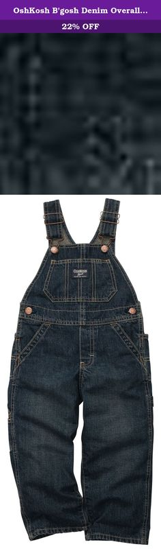 Clothing, Shoes & Accessories Osh Kosh Red Dungarees 6-12 Months Sophisticated Technologies Boys' Clothing (newborn-5t)