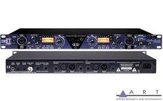ART Pro Audio DPS II 2-channel digital tube preamp