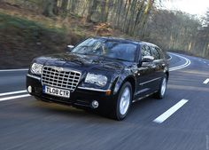2008 Chrysler 300C Touring UK Version