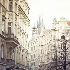 Prague. I want to visit you someday