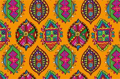 5 Ornamental Seamless Patterns by Sunny_Lion on @creativemarket
