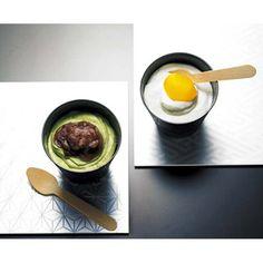 <高知>和風カフェ「徳中庵」から高知の素材にこだわった和風スイーツを。【抹茶と栗の純生クリームぜんざい】