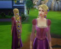 My Stuff: Rapunzel Braid