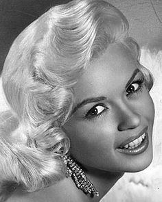 """""""A 41-inch bust and a lot of perseverance will get you more than a cup of coffee - a lot more."""" - Jayne Mansfield"""