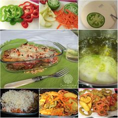 Verduras en tempura gratinadas, paso a paso http://www.carminaenlacocina.com/2015/10/verduras-gratinadas.html