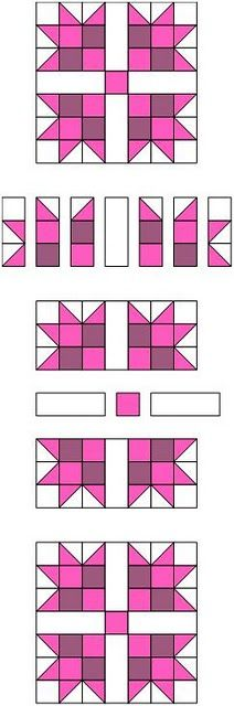 52 quilt block tutorials