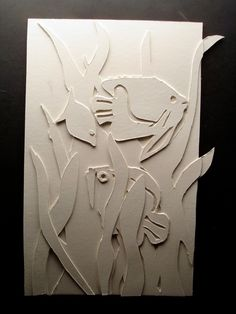 только картинка foam board relief - would be fun with construction paper . Cardboard Sculpture, Cardboard Art, Sculpture Lessons, Sculpture Art, Collage, Cardboard Relief, Glass Photo, School Art Projects, Middle School Art