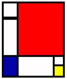 De Stijl Movement: Piet Mondrian