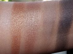 The MAC Nordstrom Naturals Eyeshadow Palette: I've Been Grabbing It All the Time Because It's Just So Convenient!