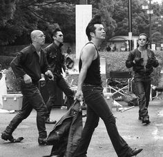 I'd love to hang out with the Tokyo Rockabilly Club in Yoyogi Park. #AAtoAsia