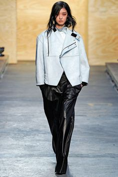 Enza Schouler The Fall – Winter 2012 Collection