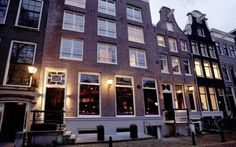 Hotel Sebastians Amsterdam This hotel offers boutique-style rooms with free Wi-Fi and iPod docking station. It is set in the scenic and peaceful Grachtengordel-West district. Hotel Sebastians is in an historic canal house and includes an elegant bar.