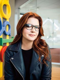 35 Women Under 35 Who Are Changing the Tech Industry >> Isabelle Olsson, 31, lead designer, Google #womenintech