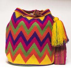 Cabo Wayuu Bags – WAYUU TRIBE STORE